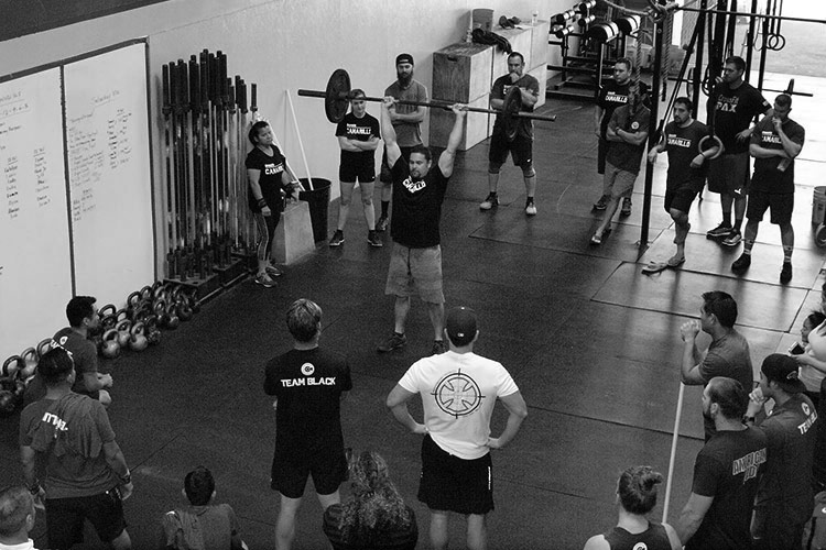 crossfit-camarilo-xfit-dave-group